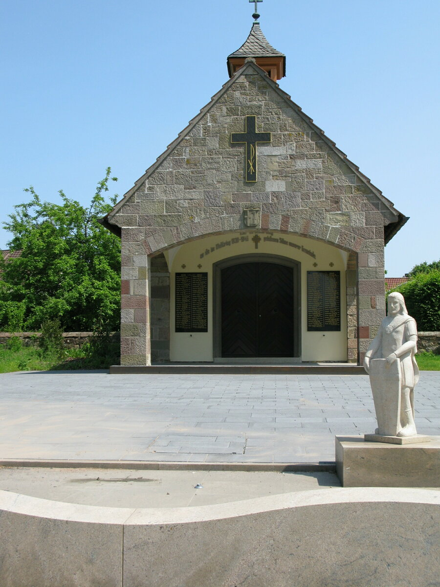 Sankt-Georg-Park - Kapelle