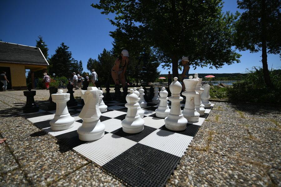 Schach Galgenteich