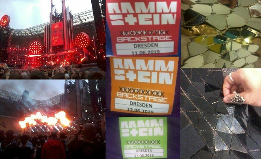 Rammstein trotzdem in Dresden