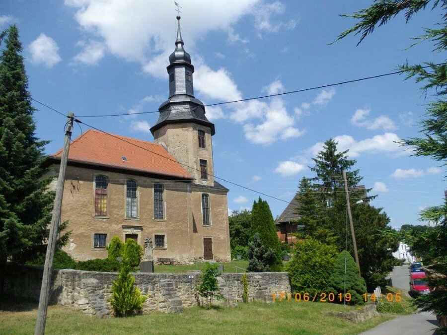 Kirche Lindenkreuz