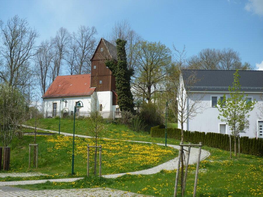 Kirche Kleinbernsdorf