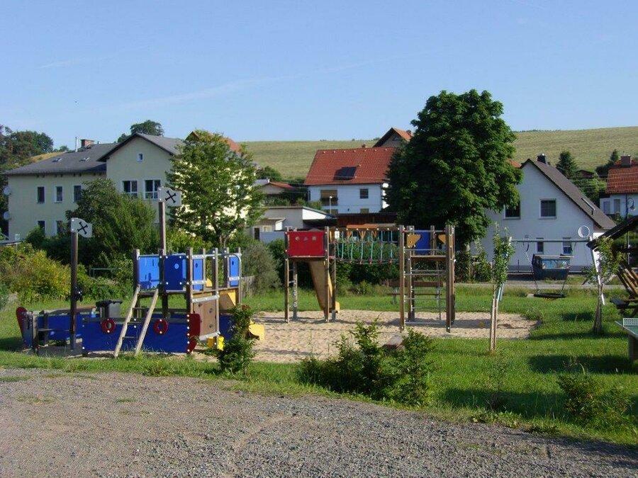 Spielplatz Sirbis