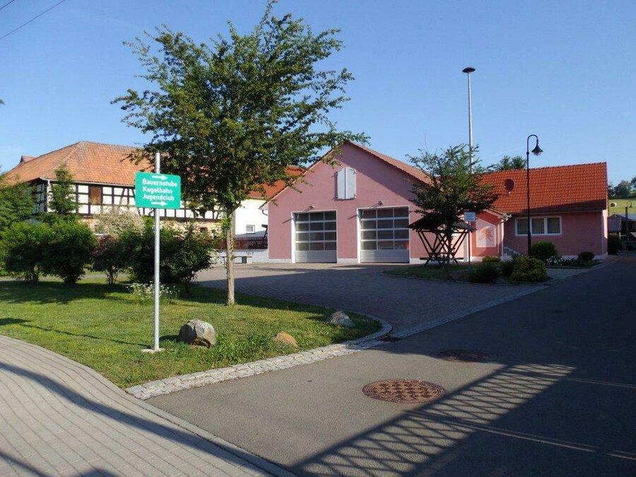 Feuerwehrhaus Zedlitz