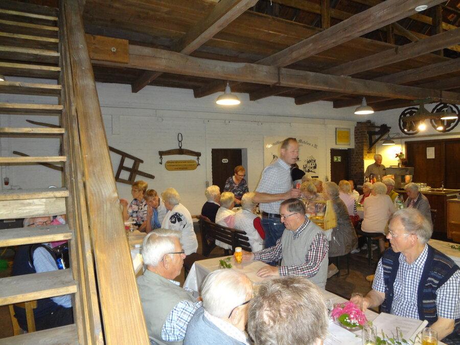 Sommerfest im Mühlenmuseum