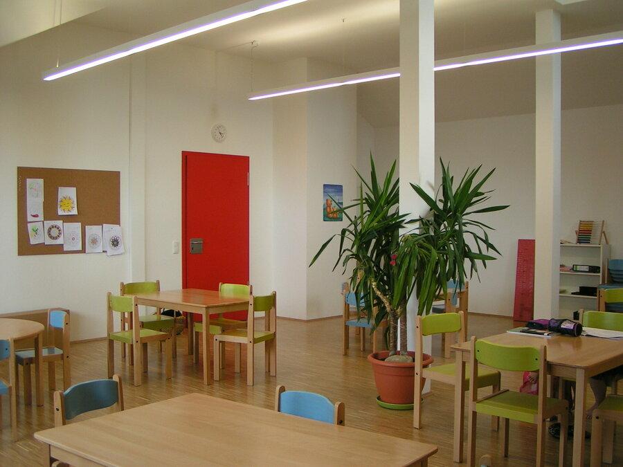 Räume Mittags- und Ferienbetreuung