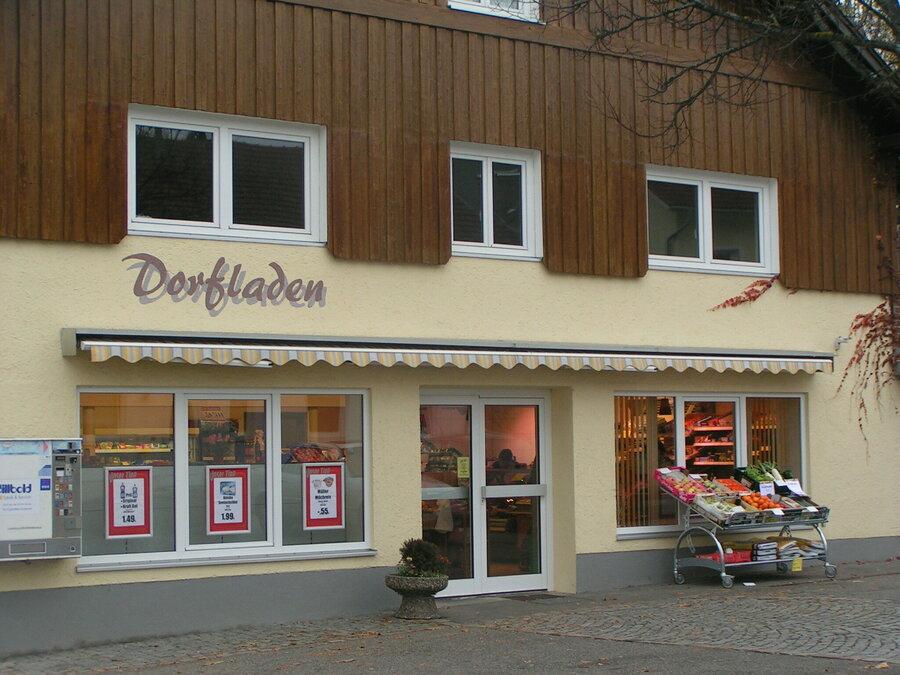 Dorfladen Haldenwang