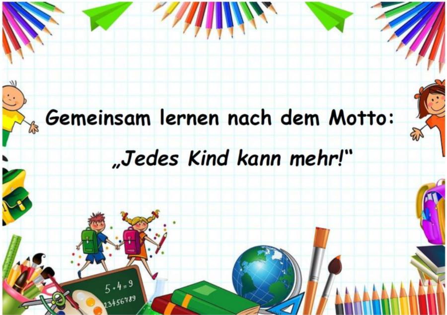 Jedes Kind kann mehr!