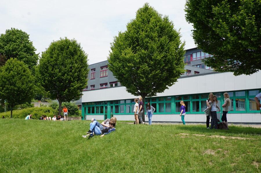 Gebäude A (ehemalige Hauptschule) Am Schwesternheim 5 59939 Olsberg