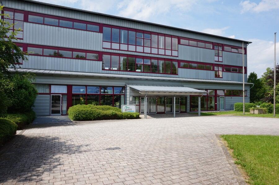 Gebäude B (ehemalige Realschule) Bahnhofstraße  59939 Olsberg