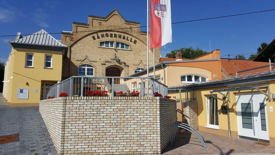 Sängerhalle Vollbild