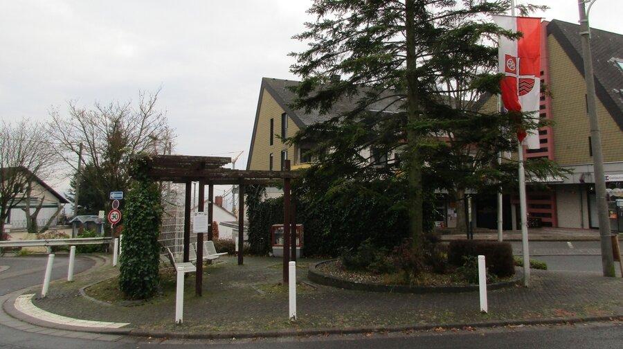 Ober-olm Ramonchampplatz vorher