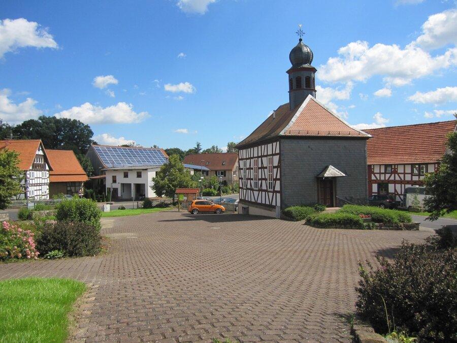 Dorfplatz Eulersdorf 3