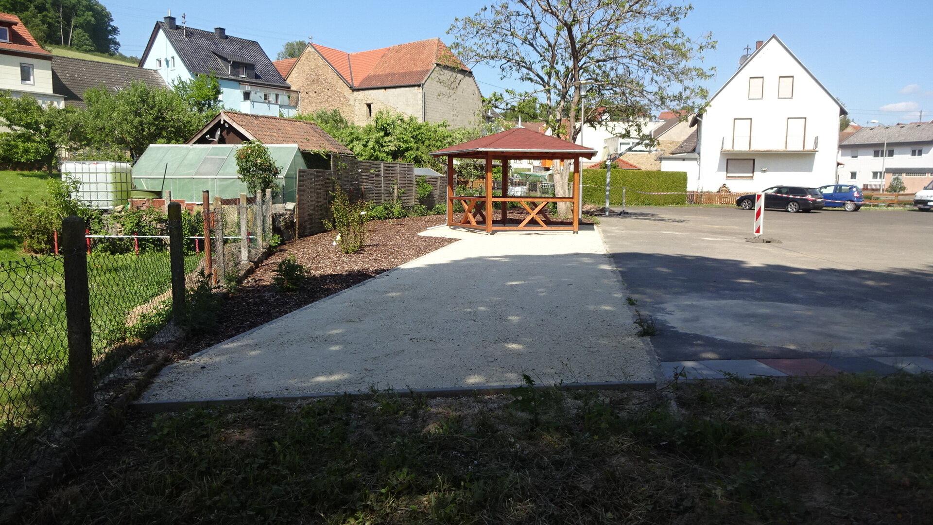 Reipoltskirchen Kerweplatz