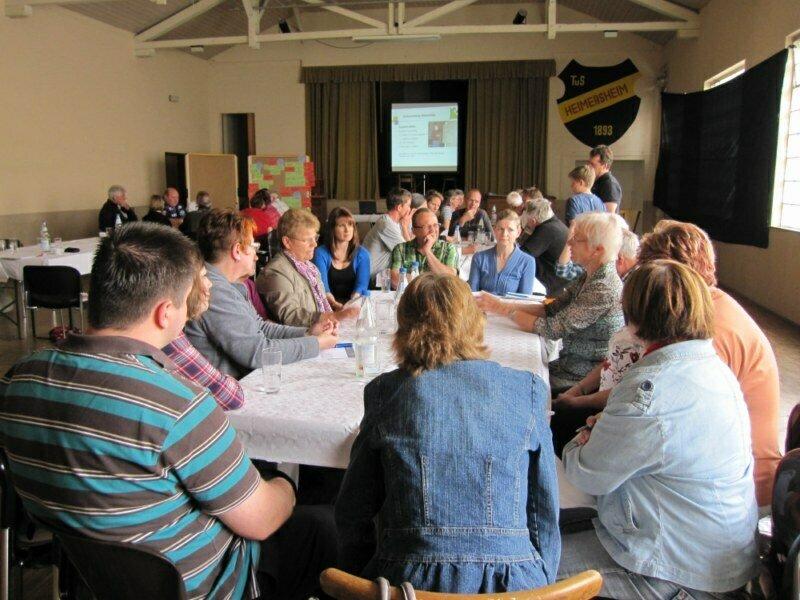 Dorfkonferenz 1