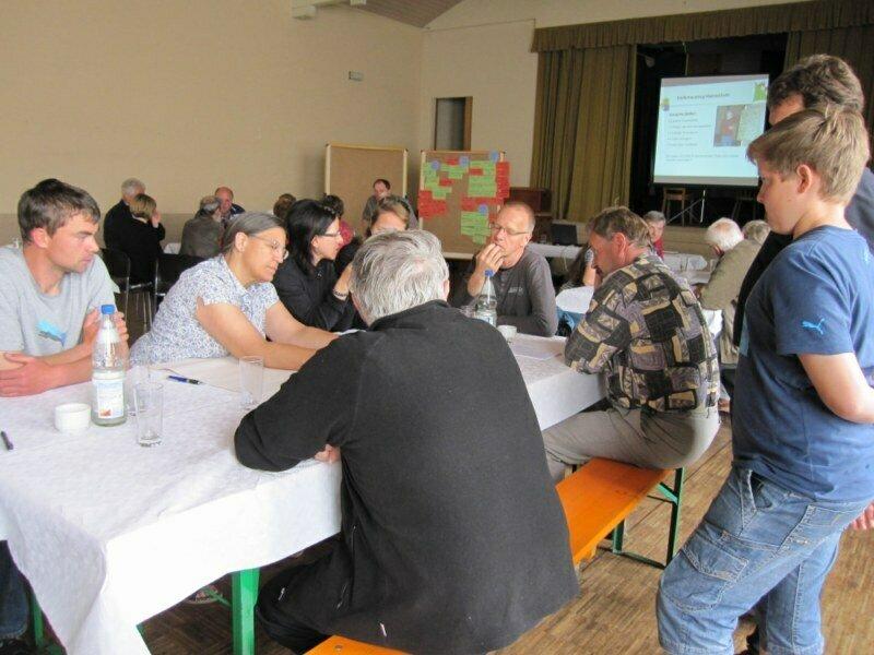 Dorfkonferenz 2