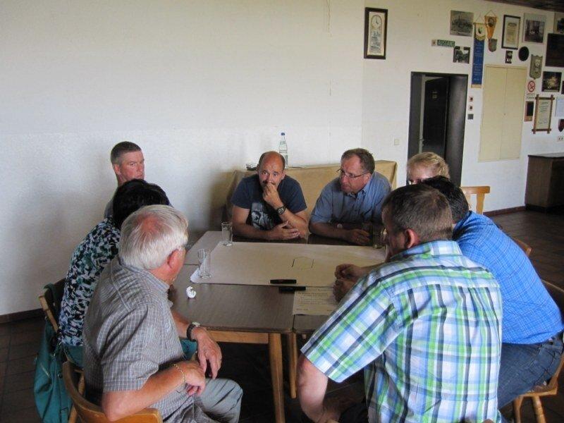 Dorfkonferenz: Aktive Arbeitsgruppen