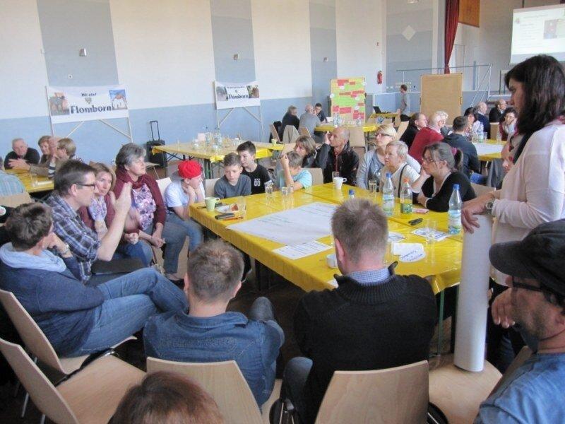 Dorfkonferenz am 11. Oktober 2015