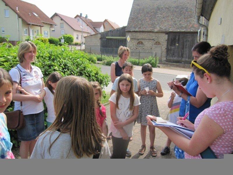 An der Wormser Straße fehlt ein sicherer Überweg (nicht nur) für die Kinder
