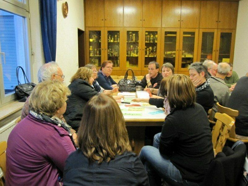 AG Dorfgemeinschaft und Vereine
