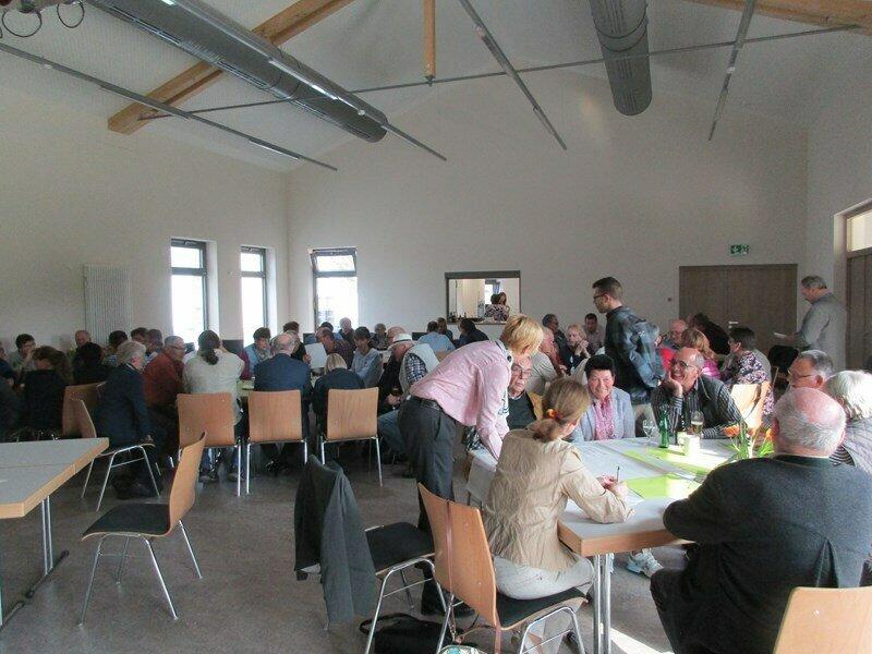 Arbeitsgruppen diskutieren ihre Visionen für 2035