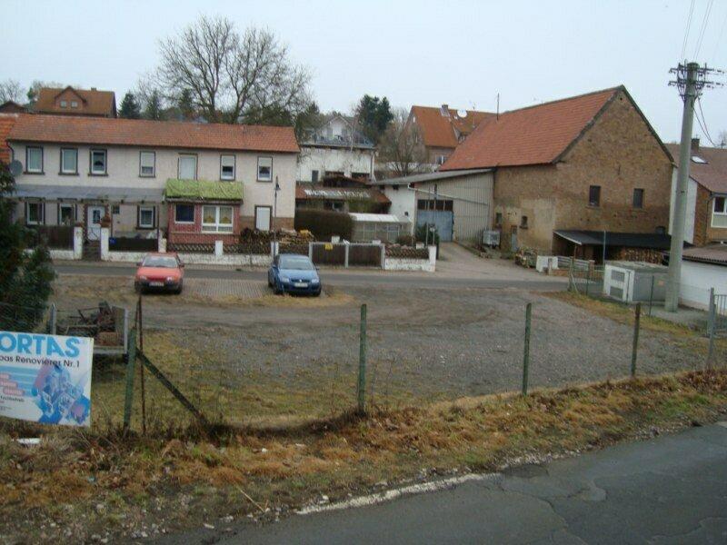 Der Dorfplatz soll neu gestaltet werden, ohne die Kerbeaktivitäten dadurch zu behindern