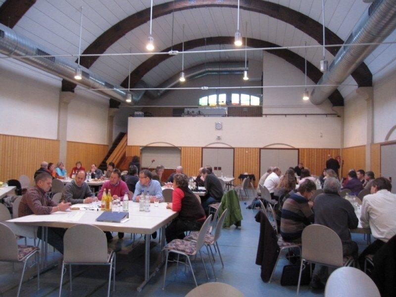 Dorfkonferenz am 22.1.2011