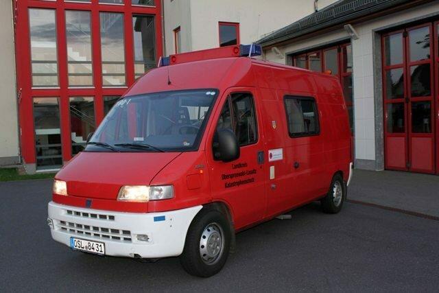 ABC-Erkundungkraftwagen