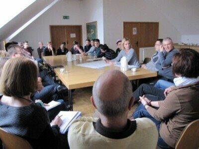 AGs diskutieren die Zukunft von Wackernheim