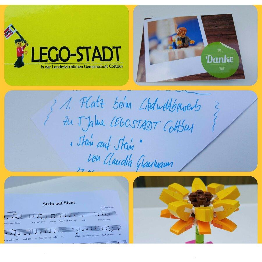 """Das neue Legolied: """"Stein auf Stein"""""""