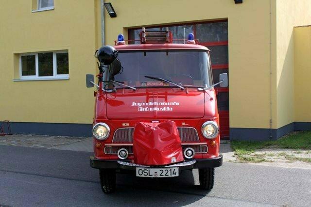 Opel Blitz vorne