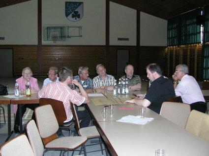 AG Vereine / Öffentlichkeitsarbeit 2007