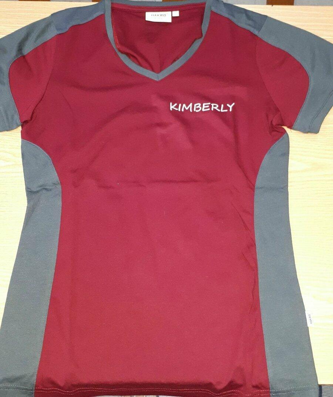 T-Shirt mit Namensaufdruck