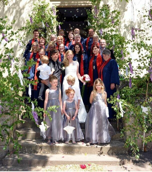 Hochzeit in Manau