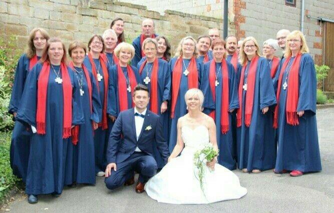 Hochzeit in Üchtelhausen