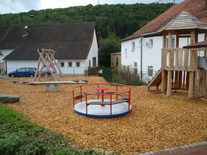 neuer Spielplatz Adenbach