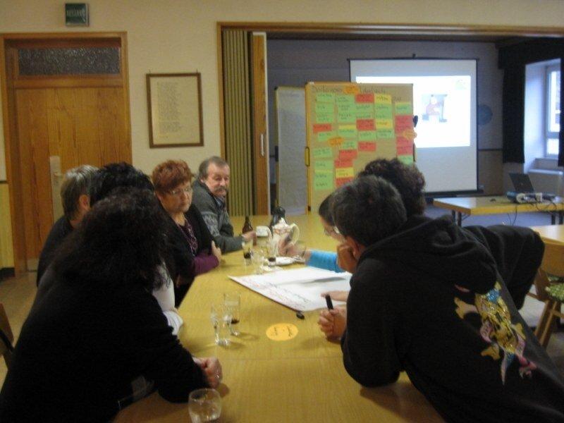 Dorfkonferenz am 9. Januar 2011