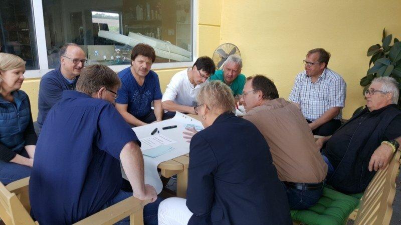 Arbeitsgruppe Dorfgemeinschaft und Vereine