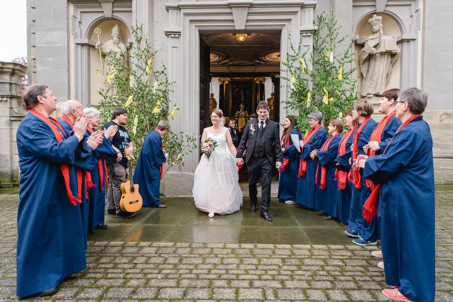 Hochzeit in Friesenhausen