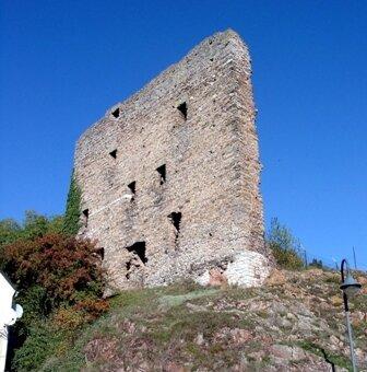Burgruine Oberneisen