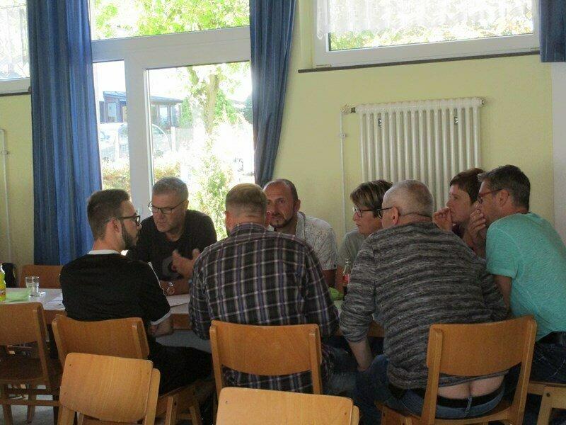AG Vereine, Dorfgemeinschaft, Generationen
