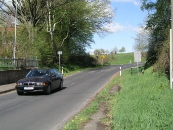 Verkehrsberuhigende Maßnahmen an den Ortseingangängen sind in Untersotzbach genauso gewünscht wie in Obersotzbach.
