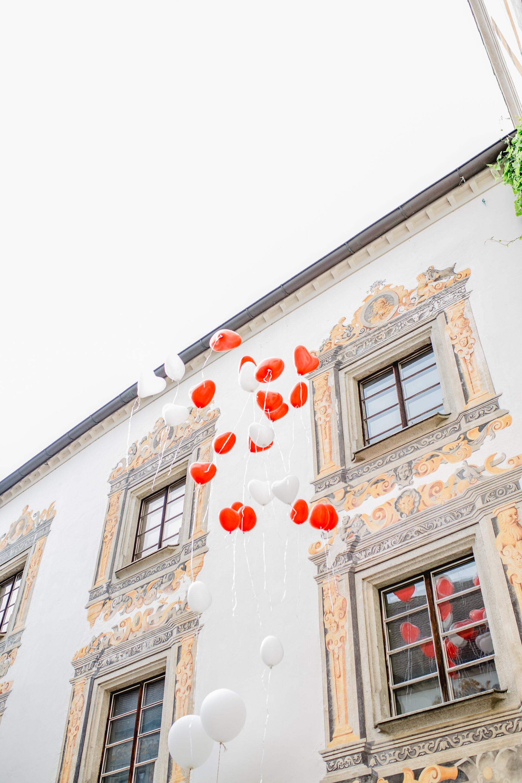 Heiraten auf Schloss Ortenburg, Foto: Sondorfer