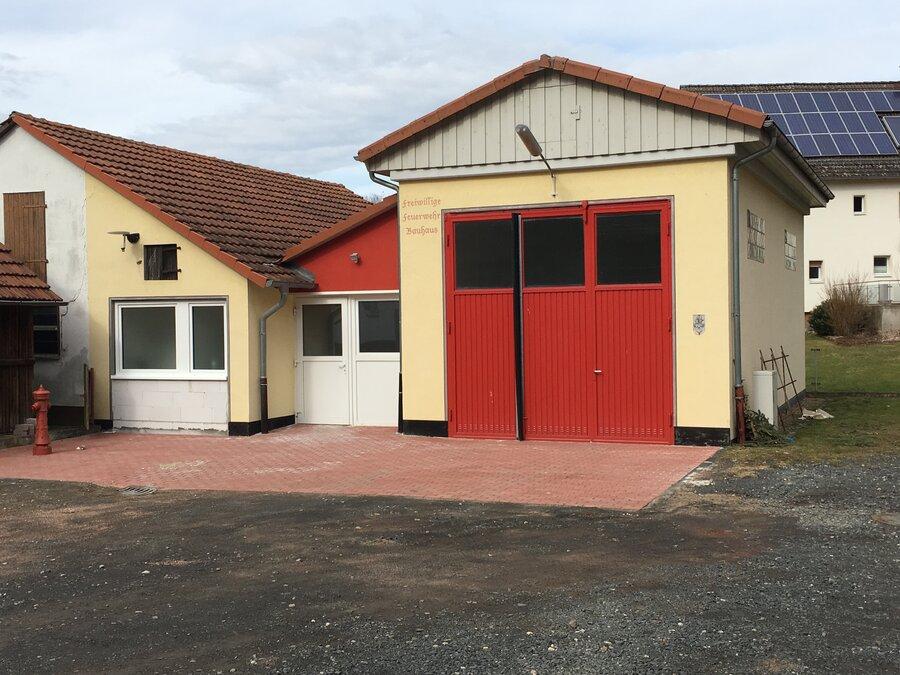Feuerwehrhaus Nentershausen-Bauhaus