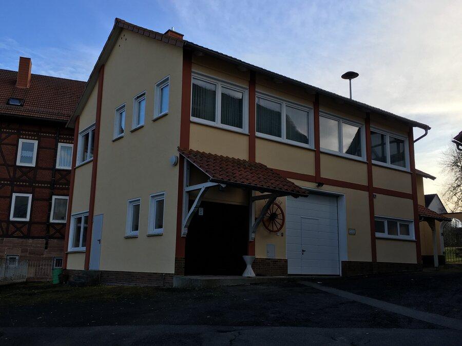 Feuerwehrhaus Nentershausen-Dens