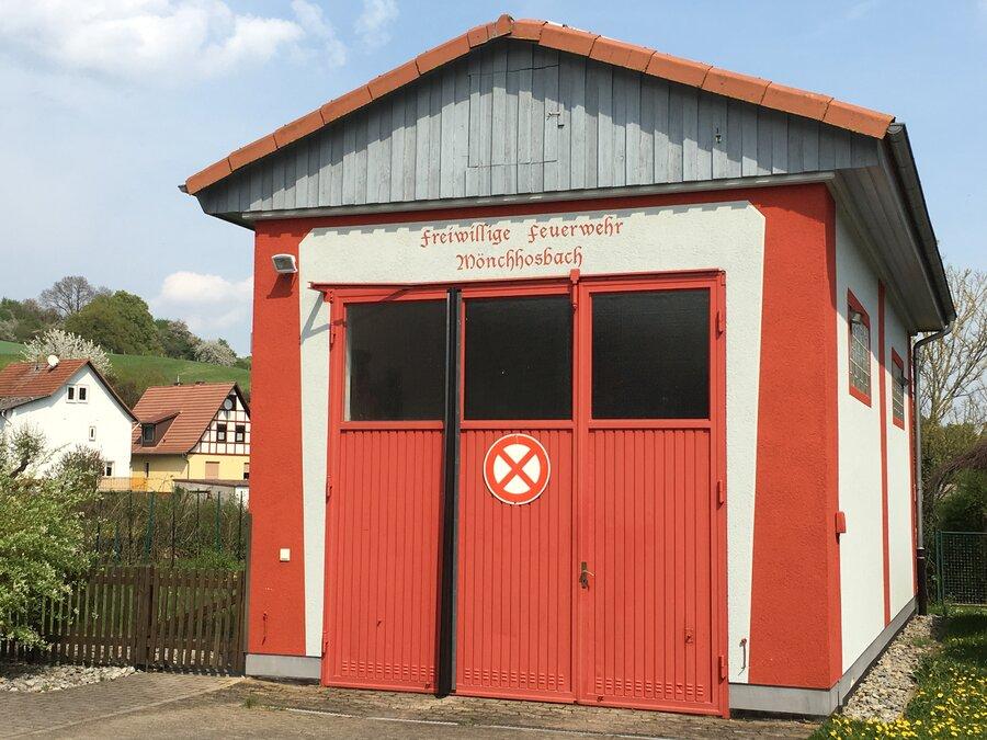 Feuerwehrhaus Mönchhosbach