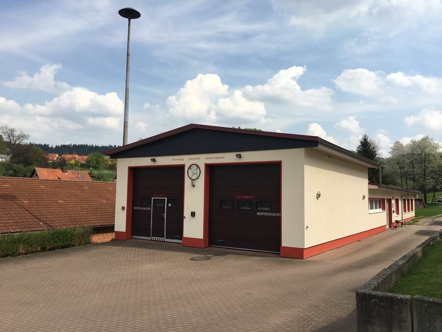 Feuerwehrhaus Nentershausen