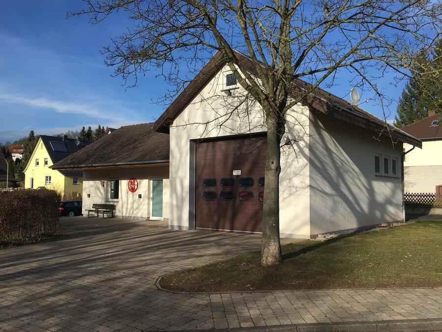 Feuerwehrhaus Nentershausen-Weißenhasel