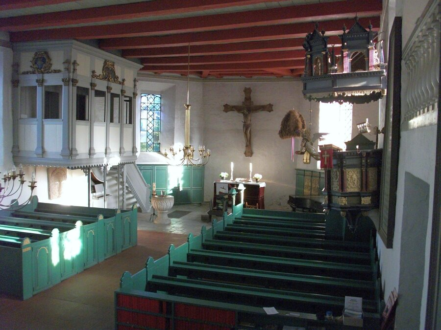 St Katharinen Innenraum