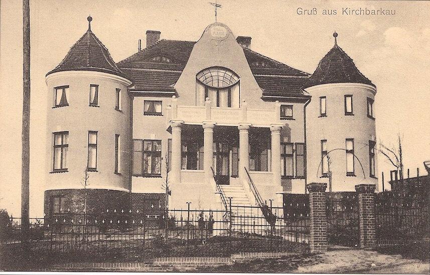 Villa Marie-historische Aufnahme