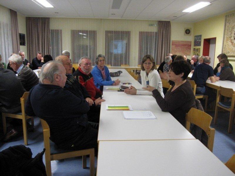 Arbeitsgruppe Vereine und öffentliche Gebäude